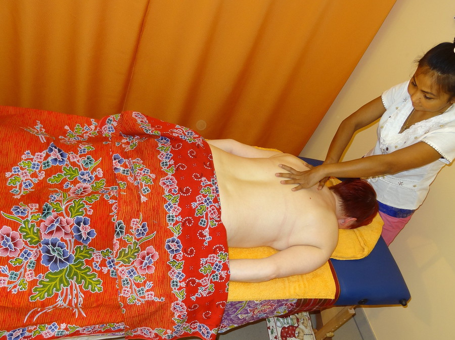 Thai massage freital